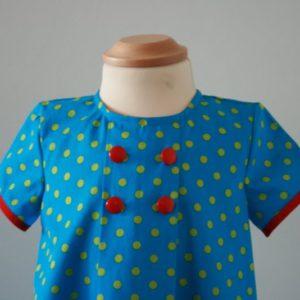 'Rosa' jurkje - 4 jaar