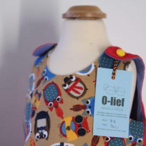 Mini 'Stella' jurkje - maat 74 (9 maanden)